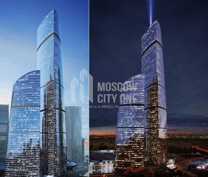Апартаменты в Башне Федерация Восток 79 м2 69 этаж - Фото 2