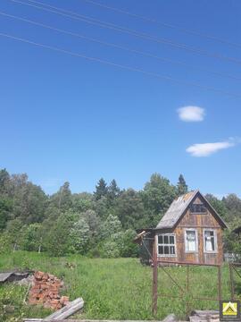 Продажа участка, Хотьково, Сергиево-Посадский район, Деревня Лазарево - Фото 1