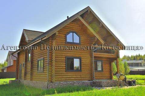 Истомино. Небольшой дом у леса со всеми коммуникациями, 66 км от МКАД. - Фото 5