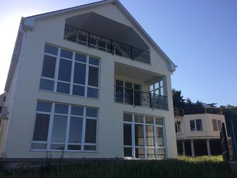 Продам дом с ремонтом и видом на море в Гурзуфе - Фото 3