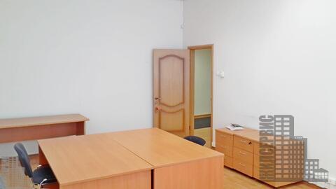 Бизнес-центр класс А у метро Калужская, офис 30 метров - Фото 3