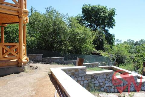 Предлагаю купить качественный дом-сруб в Алупке с потрясающим видо - Фото 5