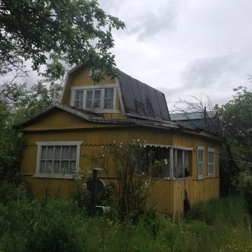 Дача на 8 сотках около Обнинска, недорого. - Фото 1