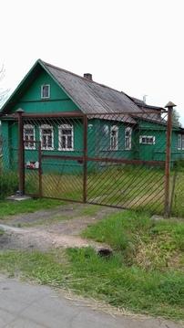 Продажа дома с земельным участком в городе Сольцы - Фото 2