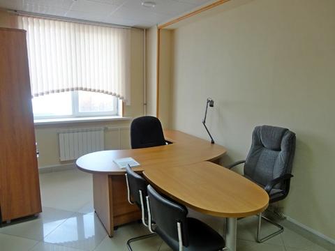 "Офис 23,1 м2 в БЦ ""Сити Плаза"" - Фото 1"