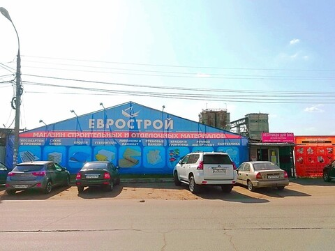 Аренда Торговой площади 1000 кв.м. Ярославль - Фото 1