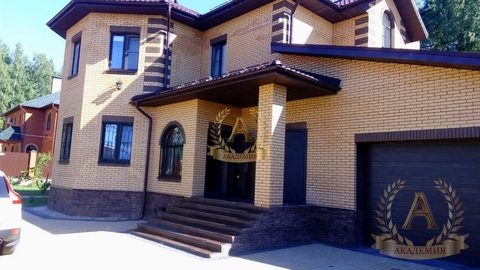 Дом в аренду посуточно 300 м2 20 км от МКАД дер. Капустино - Фото 2