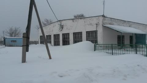 Здание 1500 кв/м. участок 1 га. в Лопатина - Фото 1
