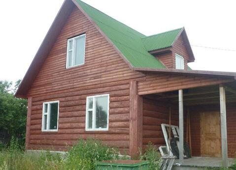 Дом 120 м2 на участке 21 сотка в деревне Неклюдово Кимрского района - Фото 4