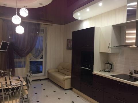 Сдается новая 2-х комнатная квартира г. Обнинск ул. Долгининская 4 - Фото 1