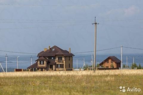 Земельный участок в коттеджном поселке д.Вурманкасы - Фото 3