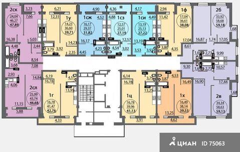 Продаю2комнатнуюквартиру, Барнаул, Балтийская улица, 95, Купить квартиру в Барнауле по недорогой цене, ID объекта - 321828372 - Фото 1