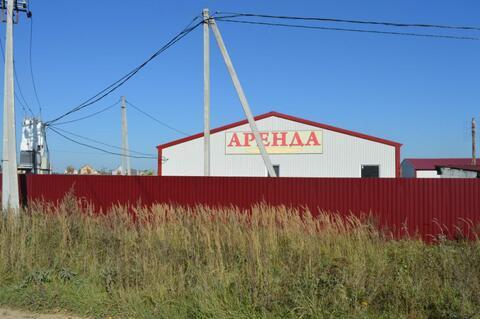 Мы предлагаем арендовать ангар под производство в Киржачском районе - Фото 3