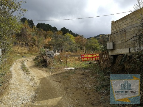Купить земельный участок в Кисловодске с живописным видом на город - Фото 1
