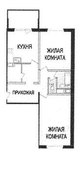 2 к.кв. г. Подольск, ул. Академическая, д. 10