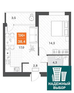 Объявление №65017482: Продаю 1 комн. квартиру. Тюмень, ул. Ботаническая, д. 1 к 1,