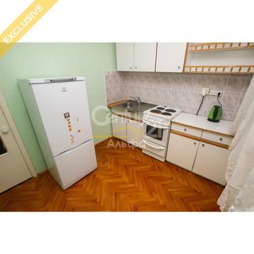 Продается 1 комнатная квартира на пер. Попова, д. 8 - Фото 1