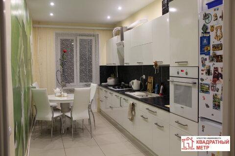 3- комнатная квартира ул. Чернышевского, д. 2 - Фото 1