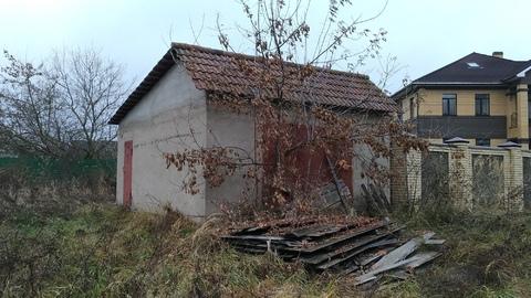 Продам земельный участок с гаражом в пос.Свердловский - Фото 4
