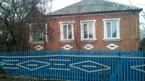 Продам дом в с. Быковка - Фото 1