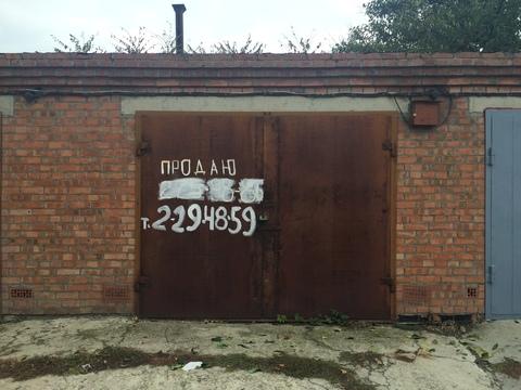 Капитальный гараж под склад в гк «калина», Текучева, 368 - Фото 1