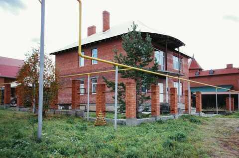 Жилой коттедж, р-он Елизавет, черта Екатеринбурга - Фото 1
