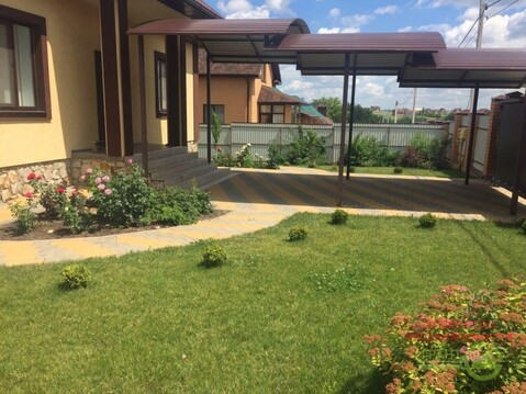Новый дом 120 кв.м с полной отделкой и благоустройством в п. . - Фото 2