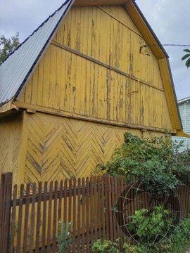 Дача на участке 4 сотки, пэмз-5, Подольск, Красная горка - Фото 2