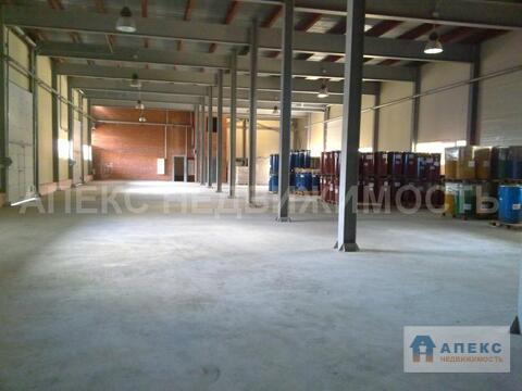 Аренда помещения пл. 745 м2 под склад, производство Электросталь . - Фото 4