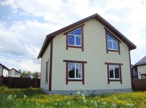 Продаётся новый дом 159 кв.м в пос. Подосинки - 35 км. от МКАД по Д. - Фото 5