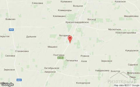 Участок сельхоз назначения  750 сот. Красногвардейский .