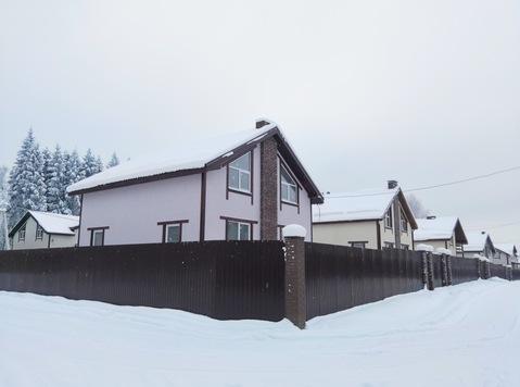 Продаётся новый дом 155 кв.м с участком 8 соток - 35 км от МКАД - Фото 3