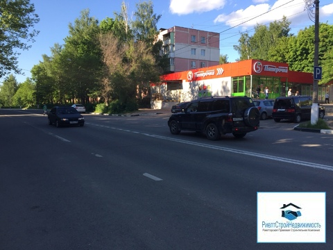 """Магазин """"Пятерочка"""", собственность,7.7 сотки, первая линия ценр.улицы - Фото 5"""