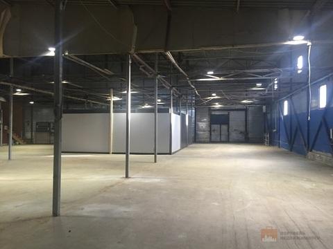 Производственно-складской комплекс в 10 км от КАД, 2000 кв.м - Фото 3