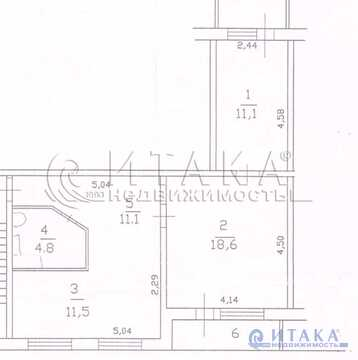 Аренда квартиры, Всеволожск, Всеволожский район, Ул. Героев - Фото 3