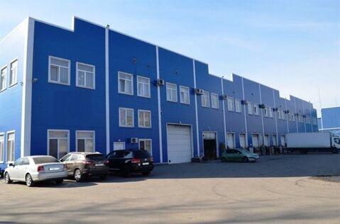 Сдам производственное помещение 900 кв.м, м. Бухарестская - Фото 1