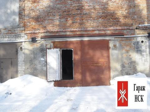Сдам капитальный гараж в ГСК Лесосечный. Нижняя Ельцовка. - Фото 1