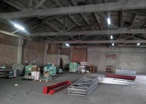 Сдаётся производственно-складское помещение 639 кв.м. в с. Цемдолина. - Фото 1