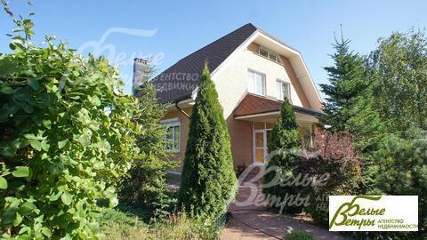 Дом518 кв. м,  35 сот, Киевское шоссе,  20 км,  Марушкино - Фото 2
