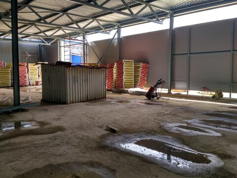Производственно-складское помещение 980 кв.м - Фото 2