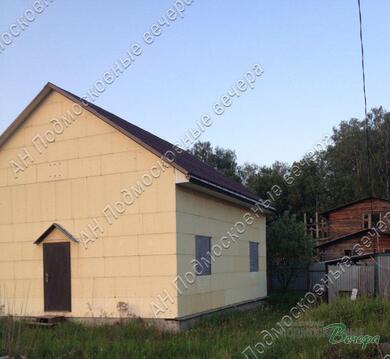Горьковское ш. 35 км от МКАД, Алексеевка, Дача 100 кв. м - Фото 1