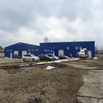 Производственный комплекс 2200 кв.м. Московская область - Фото 1