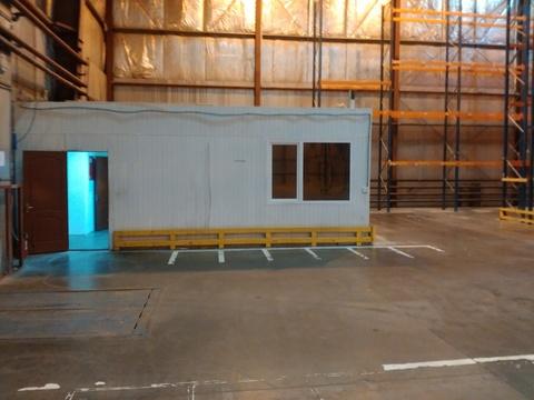 Складской комплекс В+,2700 кв.м, стеллажи, низкая цена - Фото 4