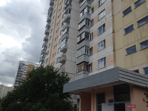 Продаю 2-х к. квартиру г. Москва ул. Варшавское шоссе д.152 корп.7 - Фото 1