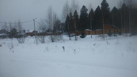 В живописном месте Подмосковья кп «Хотьковский» продается 12 соток - Фото 5