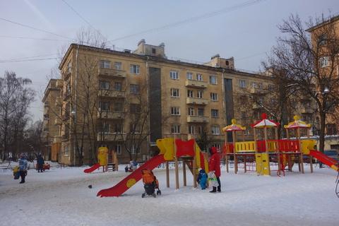 3-х комнатная квартира у метро Лесная - Фото 1