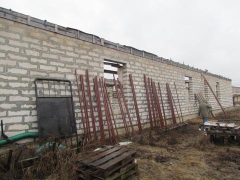 Производственное помещение (недострой) на участке пром.назначения 25 с - Фото 5