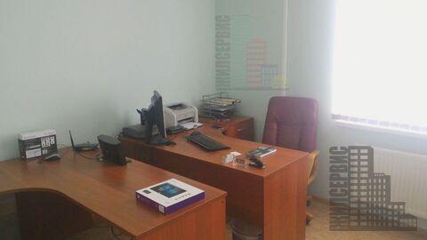 Офис с мебелью в бизнес-центре у метро Калужская - Фото 1