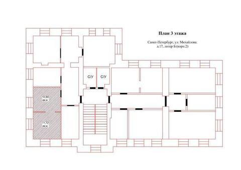 Офис в аренду 22 кв. м, м. Площадь Ленина - Фото 5