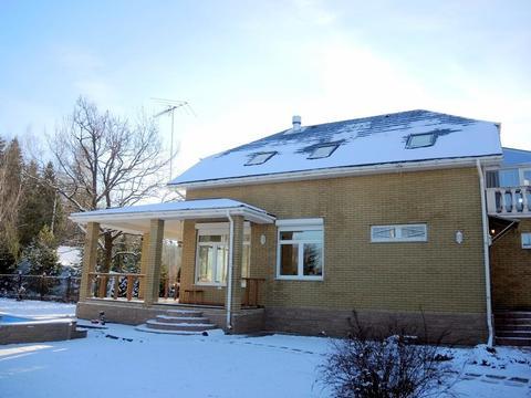 Дом 190 м2, участок 15 сот, Волоколамское ш, 22 км от МКАД, Дедовск. . - Фото 2